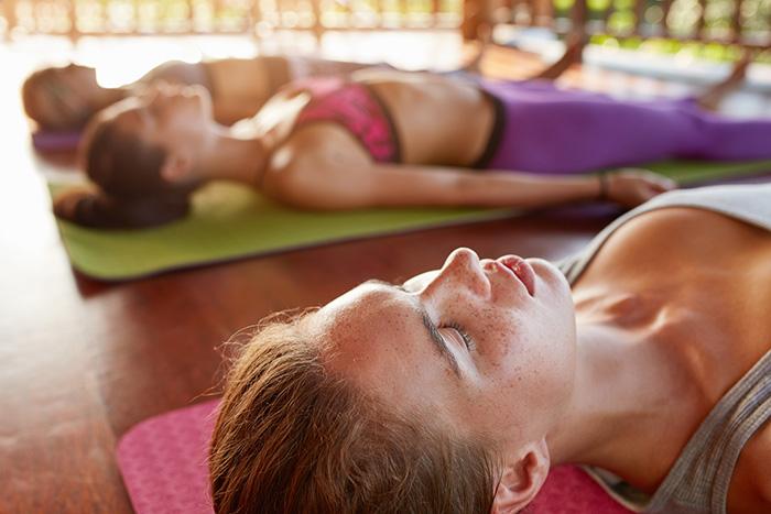 Progressive Muskelentspannung bei Schlafstörungen, Migräne und permanetem Stress | Sonnenblume Elsenfeld