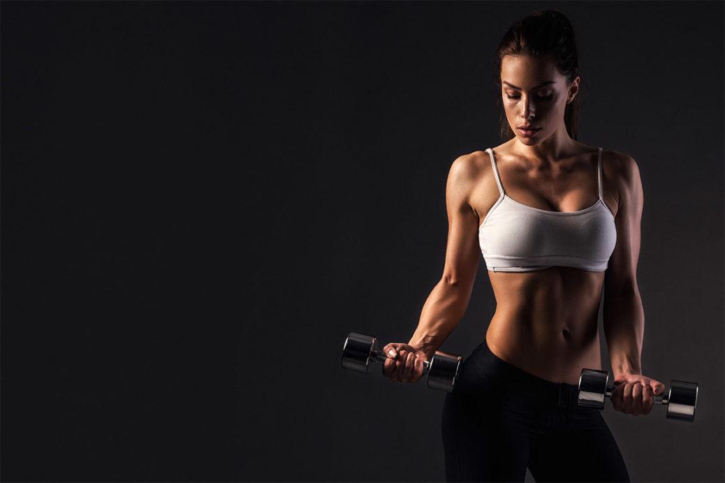Sporternährung für Muskelaufbau, Abnhemen und Ausdauer